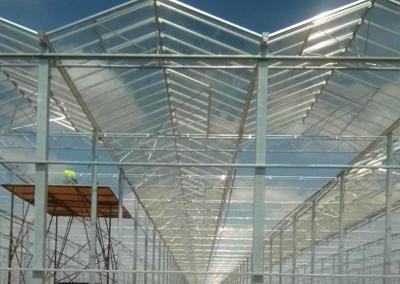 Greenhouse Сomplex Medeo, Kazakhstan